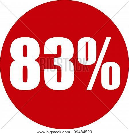 82 Percent Icon