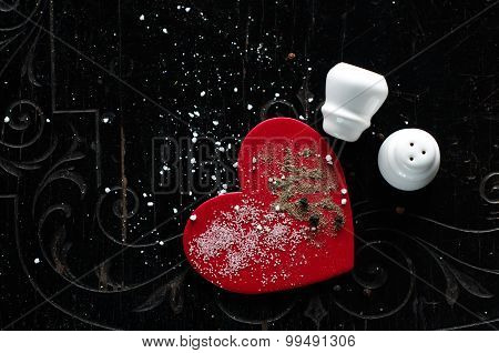 Pep Up Love With Salt And Pepper