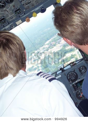 Cockpit Ride
