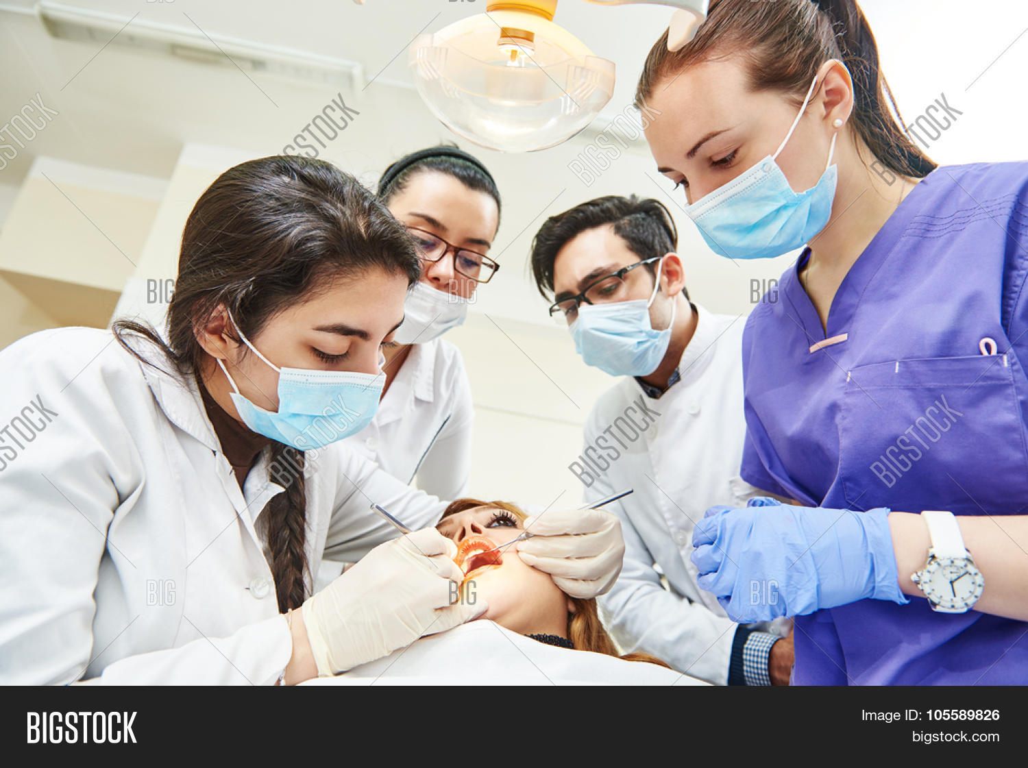 Dentistry Education  Image & Photo (Free Trial) | Bigstock