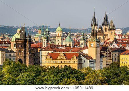 Prague, Bohemia, Czech Republic