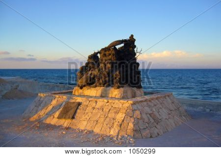 The Turtles Monument