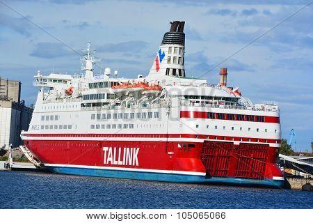 Tallink boat