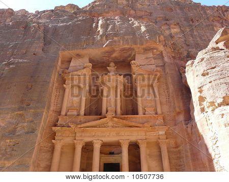 Finanzministeriums Siq, Petra, Jordanien