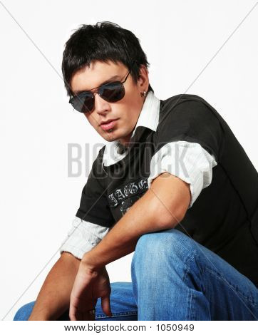 Young Man Fashion Style