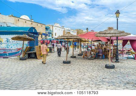 Cafe In Port