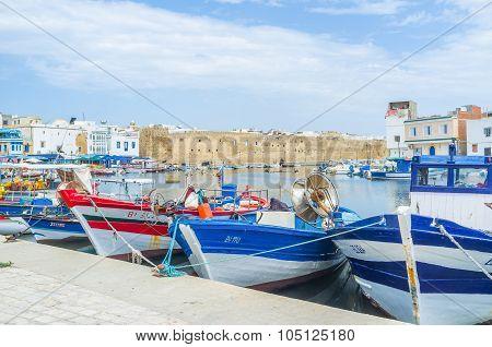 Bizerte Harbour
