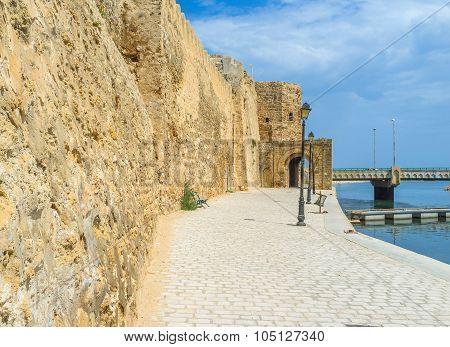 The Medieval Promenade