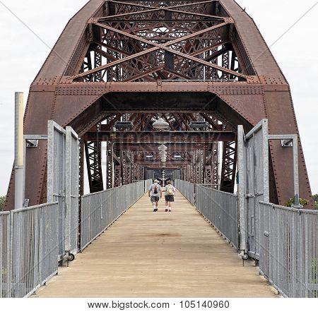 Bill Clinton Bridge.