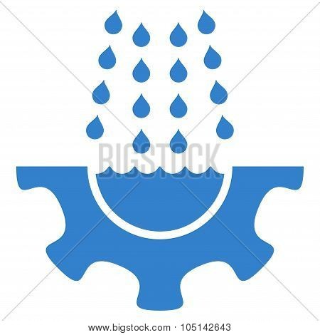 Water Service Icon