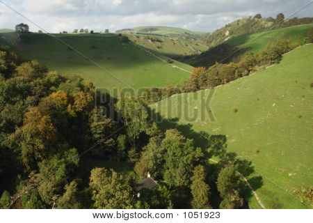 Wolfscote Dale And Dovedale