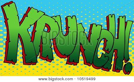 Krunch Sound Effect