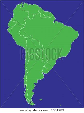 South America 02