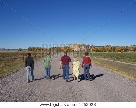 An Adventurous Family