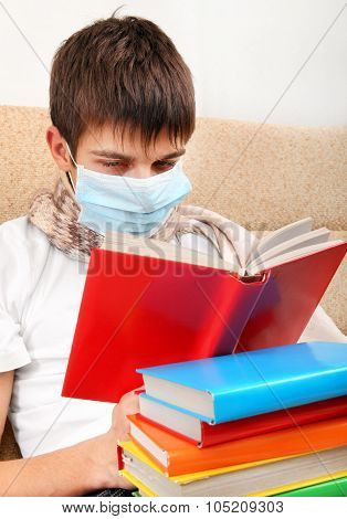 Young Man With The Book