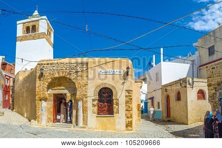 The Kasbah Mosque
