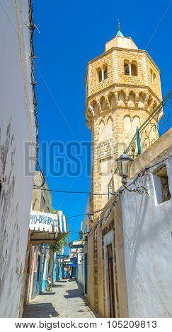 The Medieval Minaret