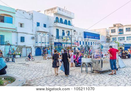 The Evening Market