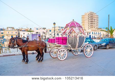 The Fairy Carriage