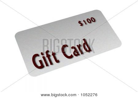 Silver Gift Card2