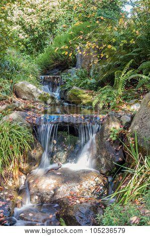 Bellevue Waterfalls