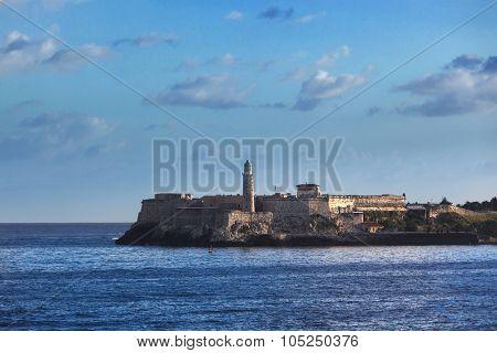 ford Castillo del Morro, La Havana