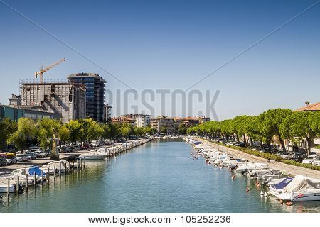 Grado Waterway