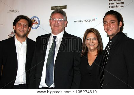 LOS ANGELES - OCT 17:  Jonathan Sheinberg at the  LAPD Eagle & Badge Foundation Gala at the Century Plaza Hotel on October 17, 2015 in Century City, CA