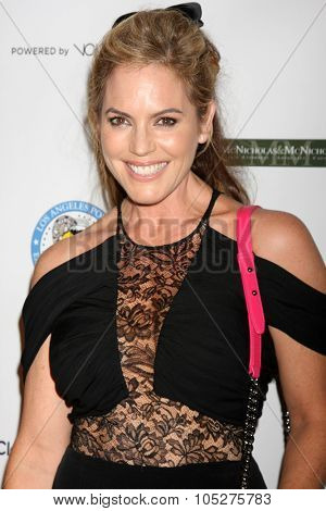 LOS ANGELES - OCT 17:  Sandra Taylor at the  LAPD Eagle & Badge Foundation Gala at the Century Plaza Hotel on October 17, 2015 in Century City, CA