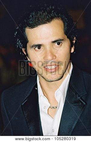 CANNES, FRANCE - MAY 17:  Actor John Leguizamo attends Premiere for film 'The Assassination Of Richard Nixon' at Le Palais de Festival at the 57th Cannes  Festival on May 17, 2004 in Cannes, France