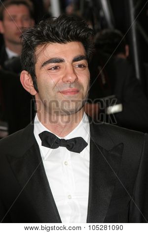 CANNES, FRANCE - MAY 13: Director Fatih Akin attends a screening of 'Where the Truth Lies' at the Grand Theatre during the 58th International Cannes Film Festival May 13, 2005 in Cannes, France