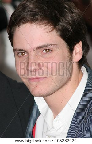 CANNES, FRANCE - MAY 16: Actor Daniel Bruhl attends a photocall promoting the film 'Joyeux Noel' at the Palais during the 58th International Cannes Film Festival May 16, 2005 in Cannes, France