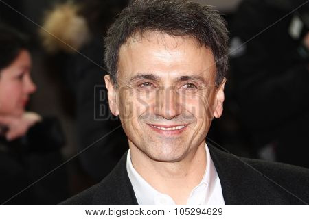 BERLIN, GERMANY - FEBRUARY 15: Jose Mota  Bang attends the 'La Chispa De La Vida' Premiere during of the 62nd Berlin  Festival at the Friedrichstadtpalast on February 15, 2012 in Berlin, Germany.