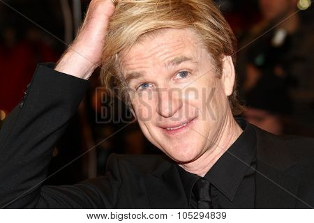 BERLIN, GERMANY - FEBRUARY 18: Matthew Modine attends the Closing Ceremony during of the 62nd Berlin  Film Festival at the Berlinale Palast on February 18, 2012 in Berlin, Germany.