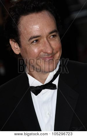 CANNES, FRANCE - MAY 24: John Cusack attends the 'The Paperboy' premiere during the 65th Cannes Film Festival at Palais des Festivals on May 24, 2012 in Cannes, France