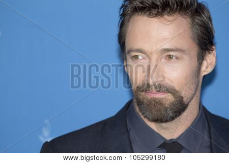 BERLIN, GERMANY - FEBRUARY 09: Hugh Jackman attends the 'Les Miserables' Photocall during the 63rd Berlinale  Film Festival at Grand Hyatt Hotel on February 9, 2013 in Berlin, Germany.