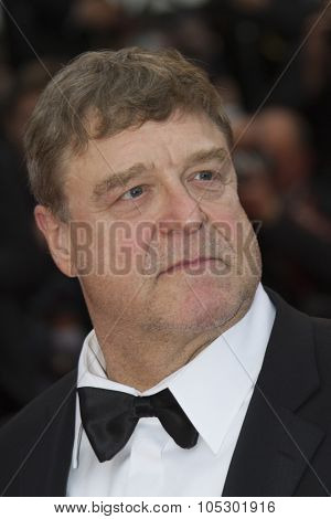 CANNES, FRANCE - MAY 19: John Goodman attends 'Inside Llewyn Davis' Premiere during the 66th Cannes Film Festival at Palais des Festivals on May 19, 2013 in Cannes, France.