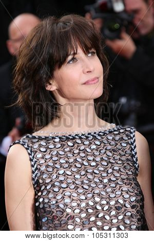 Sophie Marceau attends the opening ceremony and 'La Tete Haute' premiere during the 68th annual Cannes Film Festival on May 13, 2015 in Cannes, France.