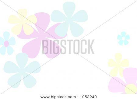 Flower Power Pastels