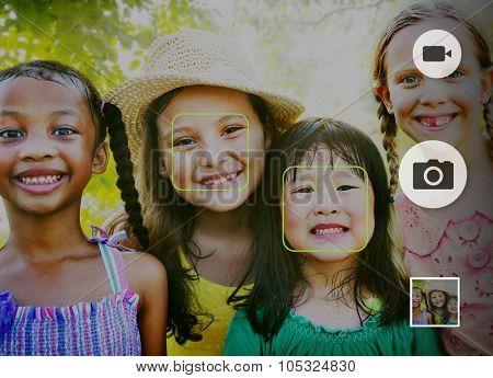 Photography Focus Camera View Autofocus Concept
