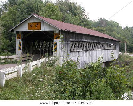 Root Road Covered Bridge