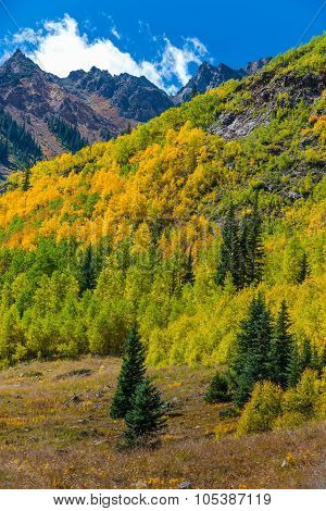 Colorado Fall Foliage Conundrum Hot Springs Trail