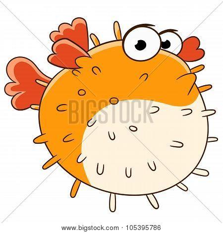 Sad Blowfish