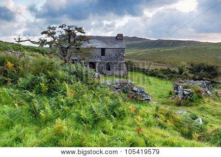 Farmhouse On Garrow Tor