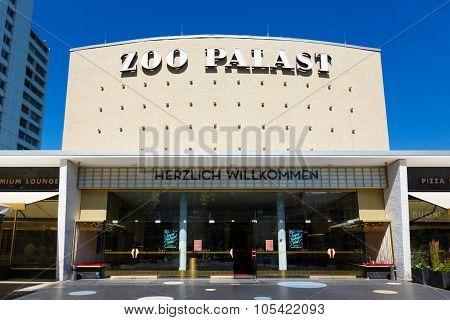 Zoo Palast In Berlin