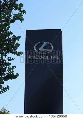 Lexus Sign In Dealer
