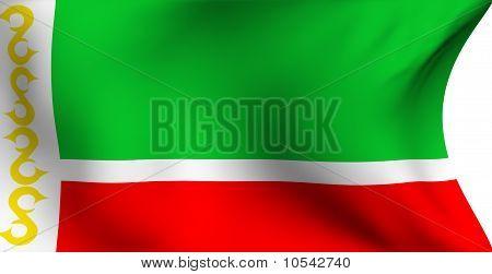 Flag Of Chechnya