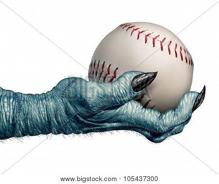 Halloween Baseball