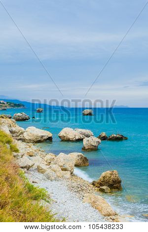 Waves Of The Ionian Sea