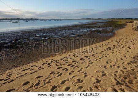 Deben Estuary Mudflats
